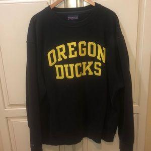University of Oregon sweatshirt